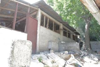 Projet de construction d'une école à Ti Mouton – Port au Prince (Haïti) – Mars 2011