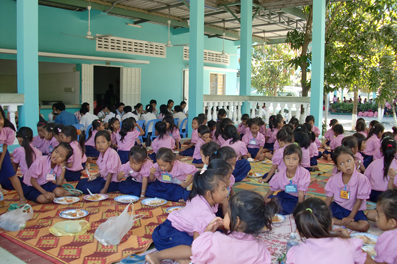 Visite au Cambodge – Novembre 2011