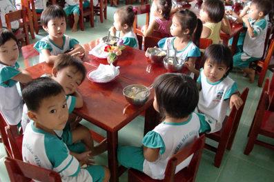 Visite au Vietnam – Novembre 2011