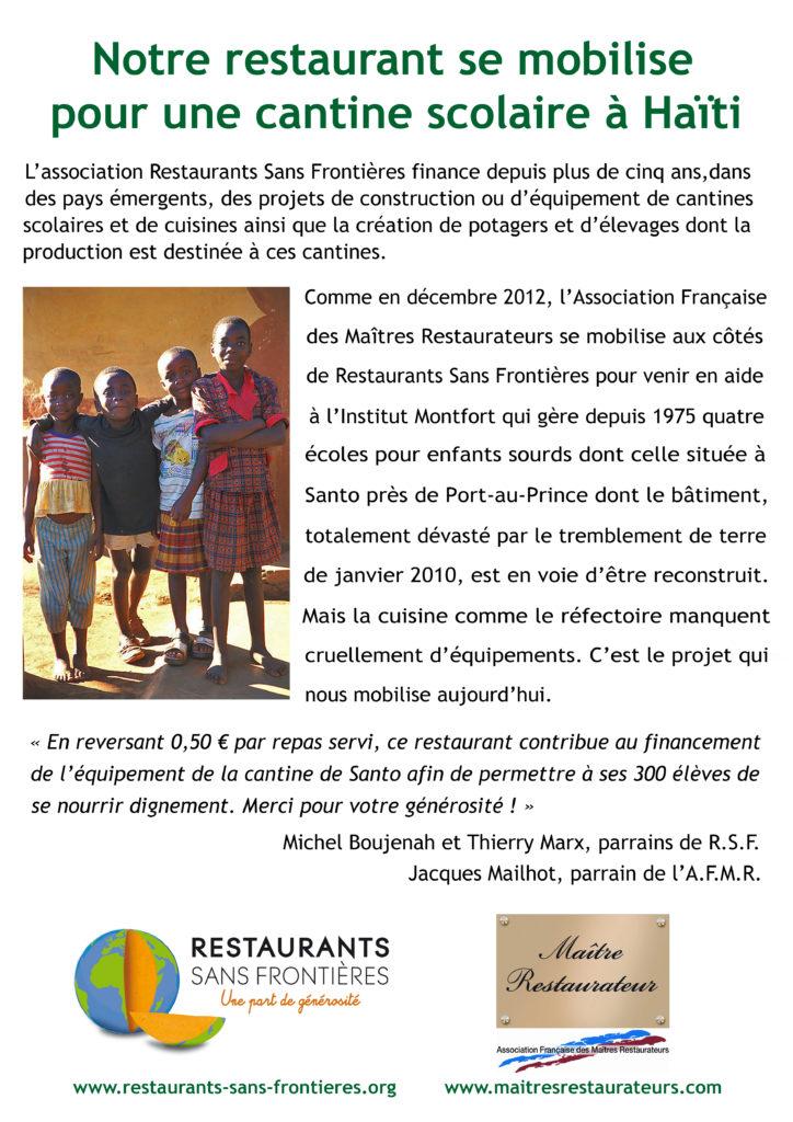 AFMR - Haïti 2013 (A3) v4