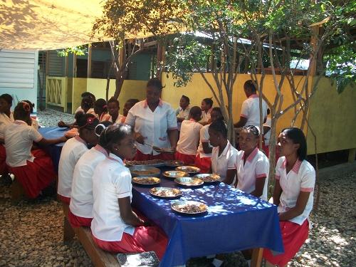 Les Maîtres Restaurateurs se mobilisent avec RSF pour Haïti – Mai 2013