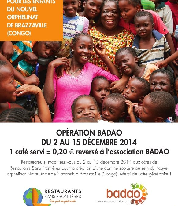 """Opération Badao"" au Congo-Brazzaville – Oct 2014"