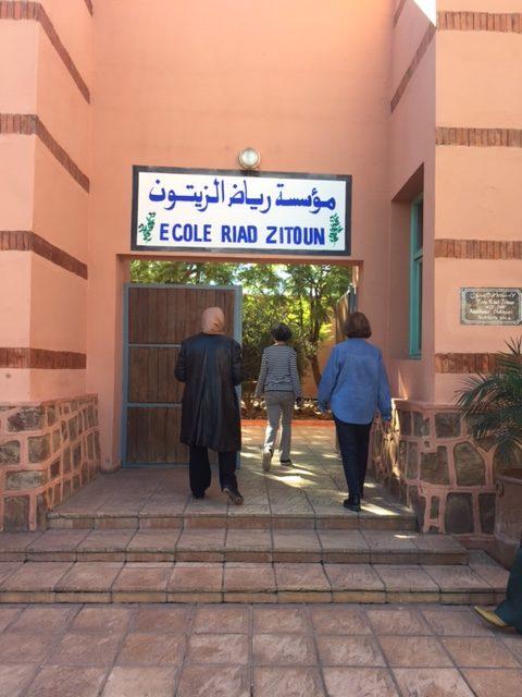 Financement d'une cantine scolaire à l'école Riad Zitoun au Maroc – Nov 2015
