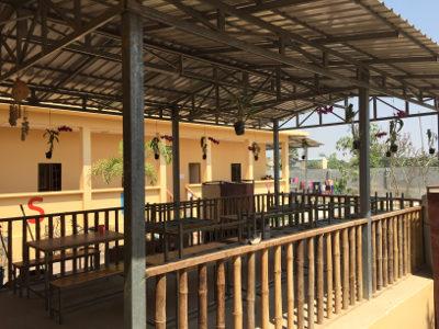 Visite de la cantine de l'orphelinat COLT à Phnom Penh – Mars 2016