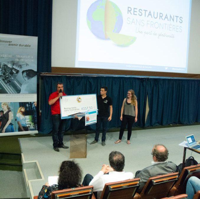 Des étudiants de Grenoble collectent des fonds pour RSF – Sept. 2016