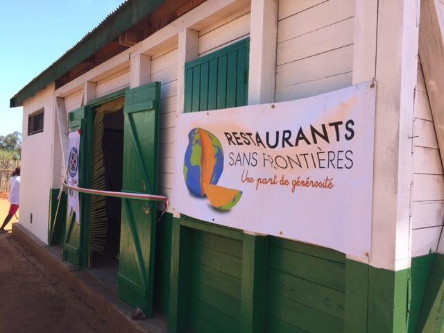 Inauguration de la cantine de Marofihitsy à Madagascar – Oct 2016