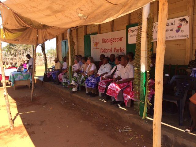 Cantine scolaire à Marofihitsy, Madagascar – Sept 2015