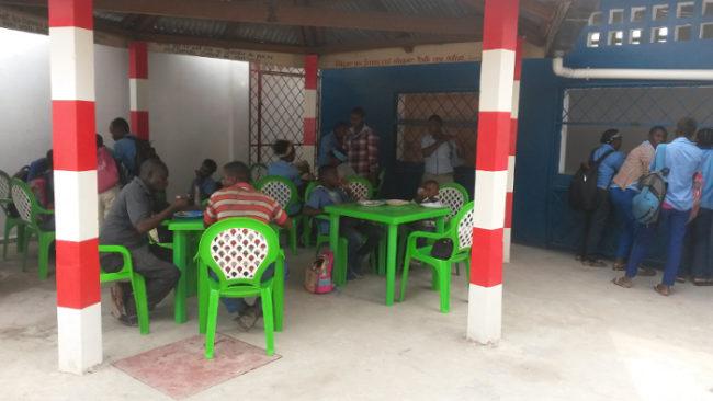 Cuisine terminée en Rép. du Congo – Nov 2016