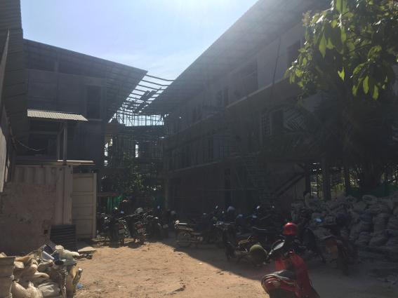 Sala Bai inauguration internat