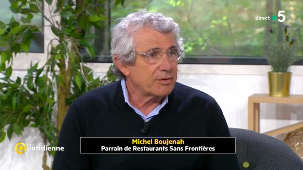 Michel Boujenah La Quotidienne France 5
