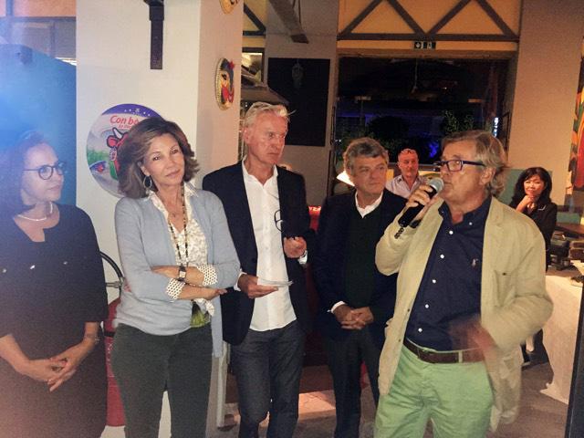 Philippe Hersant présente RSF