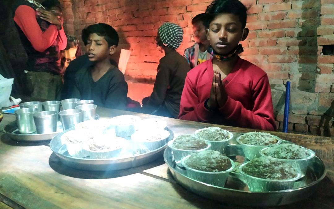 Enfants de la lumière – Bénarès Inde